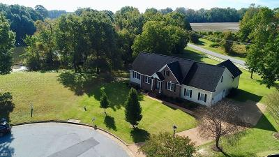 Isle of Wight County Single Family Home For Sale: 422 Muirfield