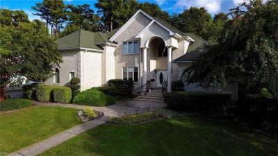 Virginia Beach Single Family Home For Sale: 2217 Sisters Walk Ct