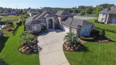 Virginia Beach Single Family Home Under Contract: 2509 Nestlebrook Trl