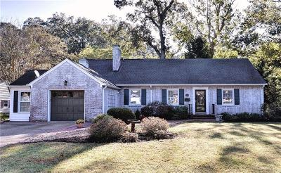Newport News Single Family Home Under Contract: 110 Woodland Dr