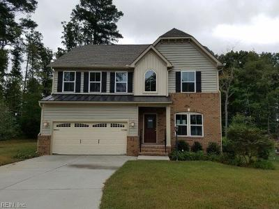 Isle of Wight County Single Family Home For Sale: 13464 Harbor Dr