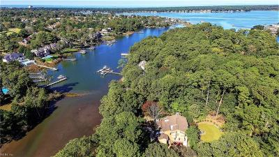 Virginia Beach Single Family Home For Sale: 1629 Godfrey Ln