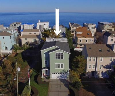 Virginia Beach Single Family Home For Sale: 612 Vanderbilt Ave