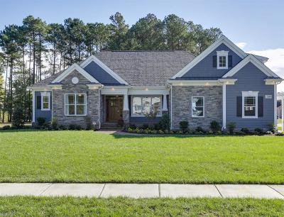 Suffolk Single Family Home Under Contract: 1309 Pitchkettle Farm Ln