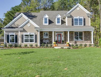 Suffolk Single Family Home For Sale: 1312 Pitchkettle Farm Ln
