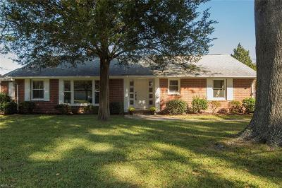 Portsmouth Single Family Home Under Contract: 4643 River Shore Rd