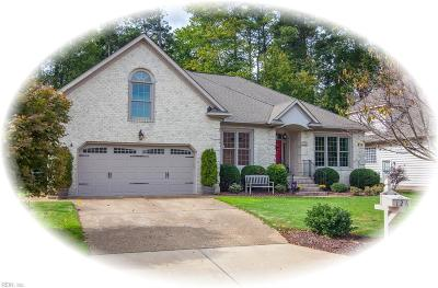 York County Single Family Home For Sale: 126 Eric Nelson Rn