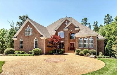 James City County Single Family Home For Sale: 108 Mahogany Rn