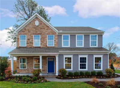 Isle of Wight County Single Family Home Under Contract: 311 Oak Hill Ln