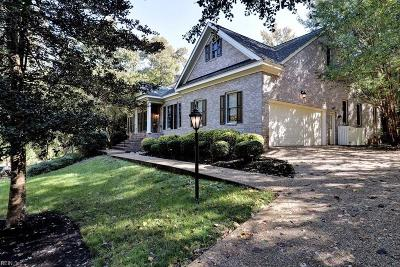 James City County Single Family Home For Sale: 102 New Market