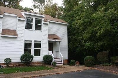 James City County Single Family Home For Sale: 5332 Tower Hill