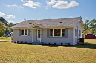 Hayes Single Family Home For Sale: 3070 Friends Rd