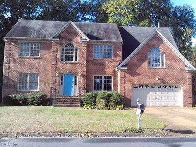 York County Single Family Home For Sale: 202 Pasture Ln