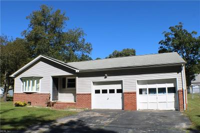 York County Single Family Home For Sale: 119 Cheadle Loop Rd