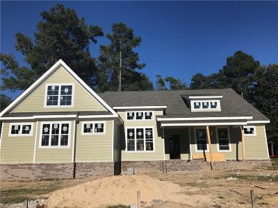 Suffolk Single Family Home For Sale: 2003 Skimmers Ln