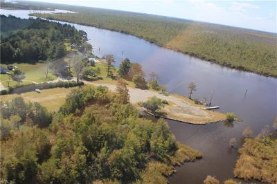 Pungo Land/Farm For Sale: 2748 West Landing Rd