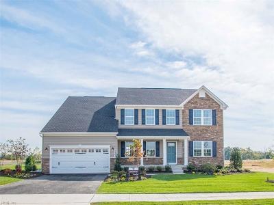 Newport News Single Family Home For Sale: 208 Starling Cir