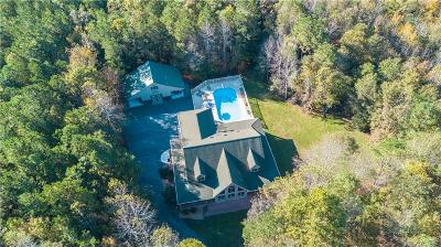 Isle of Wight County Single Family Home For Sale: 7588 Mill Creek Dr