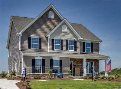 Chesapeake Single Family Home Under Contract: 2227 Summer Breeze Ln