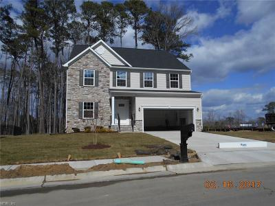 Newport News Single Family Home Under Contract: 202 Loon Ct