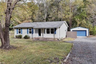 James City County Single Family Home For Sale: 120 Racefield Dr