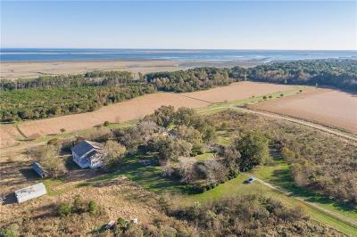 Northampton County, Accomack County Residential For Sale: 15261 Seaside Rd