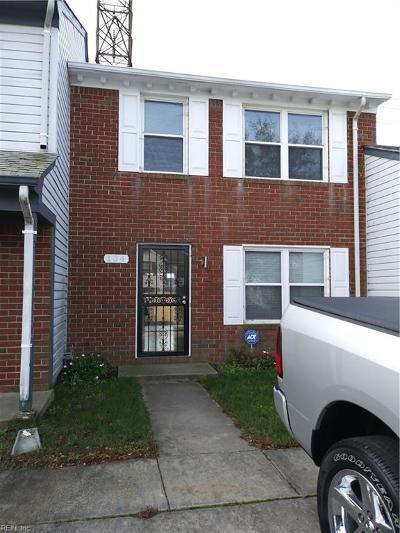Suffolk Single Family Home For Sale: 134 Greenfield Cres
