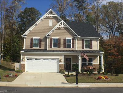York County Single Family Home For Sale: 504 Caroline Cir