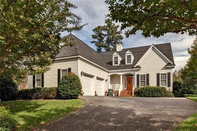 James City County Single Family Home For Sale: 155 Killarney