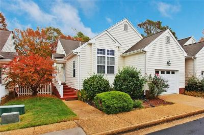 James City County Single Family Home For Sale: 7314 Hatton Cross