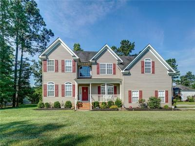 Isle of Wight County Single Family Home For Sale: 341 Grandville Arch