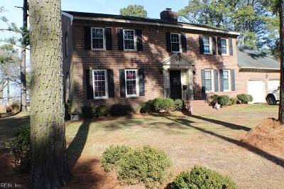 Portsmouth Single Family Home For Sale: 3 Lynn Dr