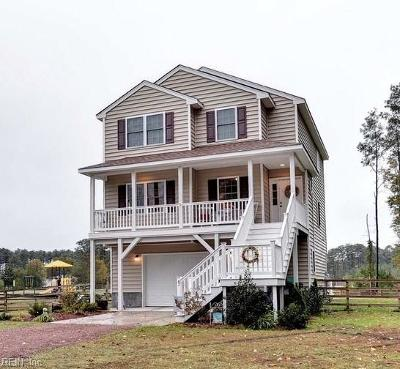 Poquoson Single Family Home For Sale: 42 S Lawson Rd