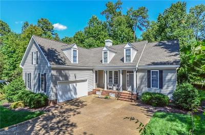 James City County Single Family Home For Sale: 132 Meadowbrook