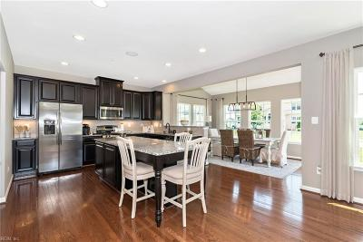 Isle of Wight County Single Family Home For Sale: Mm Milan I At Benn's Grant