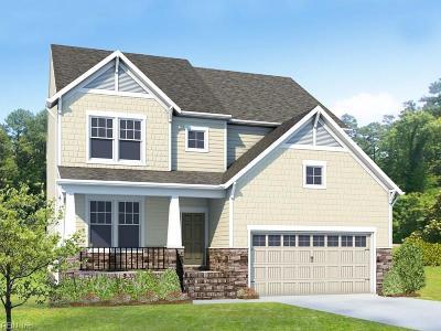 James City County Single Family Home Under Contract: 3322 Leighton Blvd