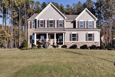 James City County Single Family Home For Sale: 2716 Brownstone Cir