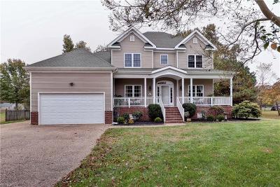 York County Single Family Home For Sale: 822 Railway Rd
