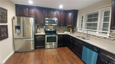 Newport News Single Family Home New Listing: 132 South Ave