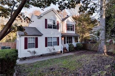 York County Single Family Home Under Contract: 137 Sheppard Dr