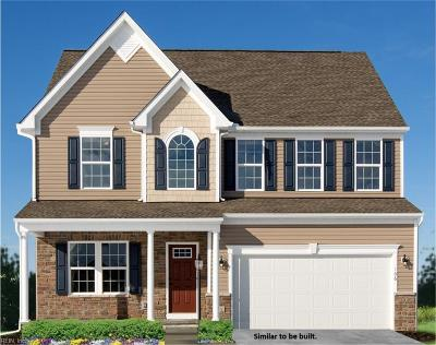 Isle of Wight County Single Family Home Under Contract: 303 Oak Hill Ln