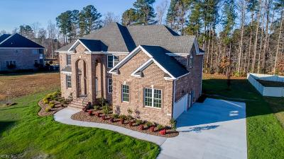 Chesapeake Single Family Home Under Contract: 1532 Peyton Ln