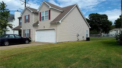 Hampton Single Family Home For Sale: 30 Tripp Ter