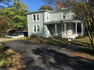 York County Single Family Home For Sale: 106 Cardinal Ln