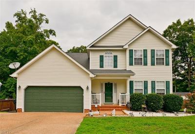 James City County Single Family Home New Listing: 113 Kestrel Ct