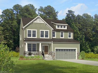 James City County Single Family Home Under Contract: 3435 Hickory Neck Blvd