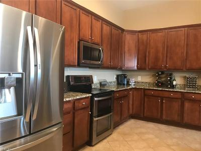 Newport News Single Family Home New Listing: 670 Town Center Dr #416