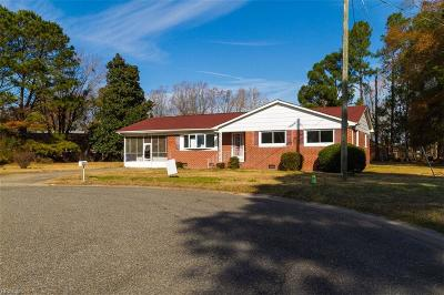 Suffolk Single Family Home New Listing: 2008 Sprucewood Ln