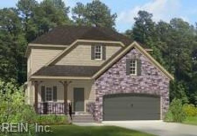 James City County Single Family Home Under Contract: 3515 Hickory Neck Blvd