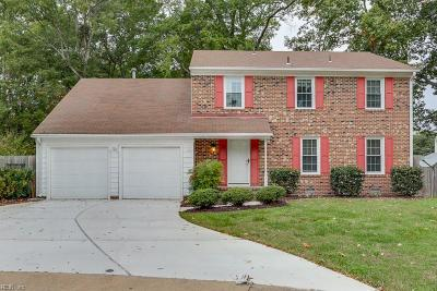 Hampton Single Family Home New Listing: 4 Kempers Charge
